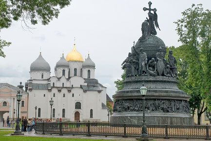 Кремль с посещением Софийского